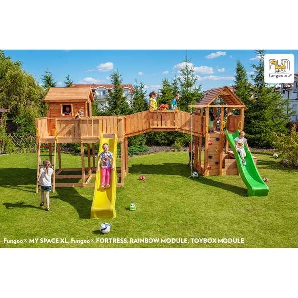 Детска площадка MAXI Joyfull castle